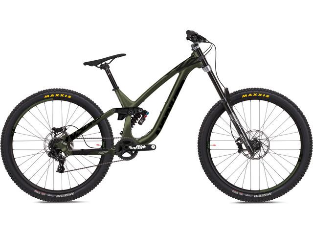 """NS Bikes Fuzz 2 29"""", army green"""